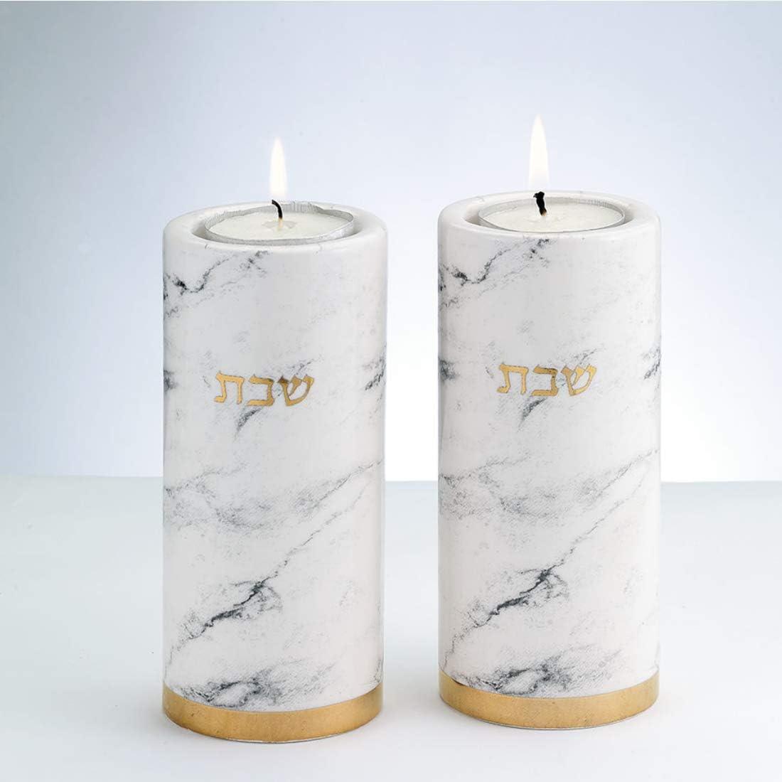 Minton/'s salt glaze candlestick set Vintage candlestick set Bookshelf decor White candlestick holders