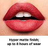 Revlon Ultra HD Lip Mousse Hyper Matte, Liquid