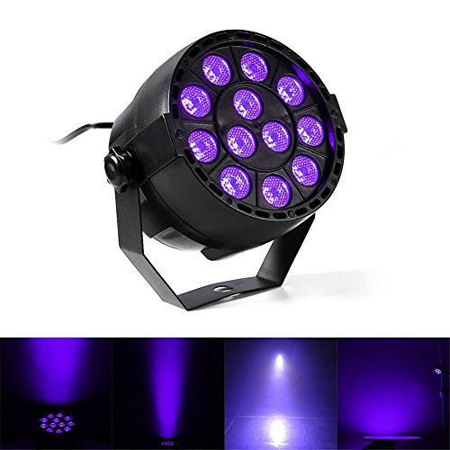 WEINAS Car Freon Leaks 100 LED Ultra Violet UV Flashlight Handheld Blacklight Stain Detector with UV Safety Goggles to Spot Scorpions Sliver Bodily Urine Blacklight Flashlight Sliver Bed Bugs