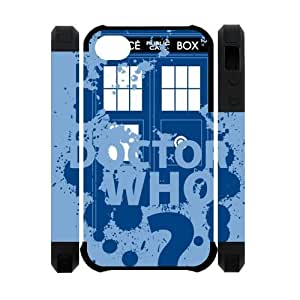 CTSLR TV Show Box Doctor Who iphone 6 plus 5.5 for kids Hard Back Case