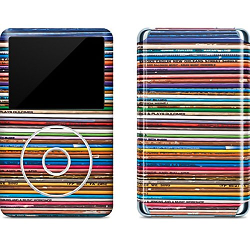 80 /& 160GB Music iPod Classic 80 /& 160GB Skin 6th Gen 6th Gen Records Vinyl Decal Skin For Your iPod Classic