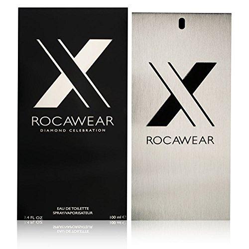 Rocawear X by Rocawear for Men, Eau De Toilette Spray, 3.4-Ounce