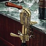 Kitchen & Housewares : Wine Enthusiast Legacy Corkscrew, Antique Bronze