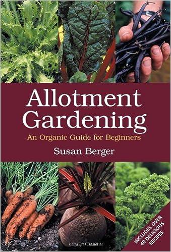 Book Allotment Gardening: An Organic Guide for Beginners