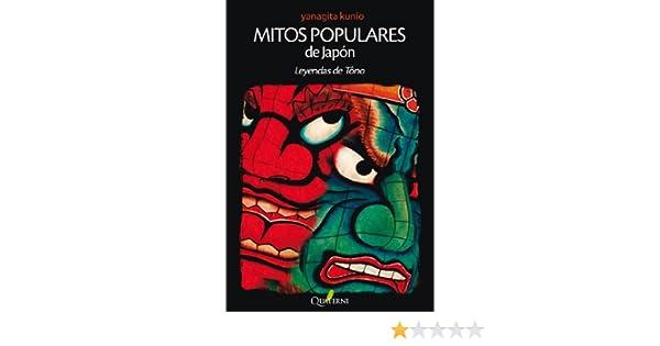 Amazon.com: Mitos Populares de Japón: Leyendas de Tôno ...