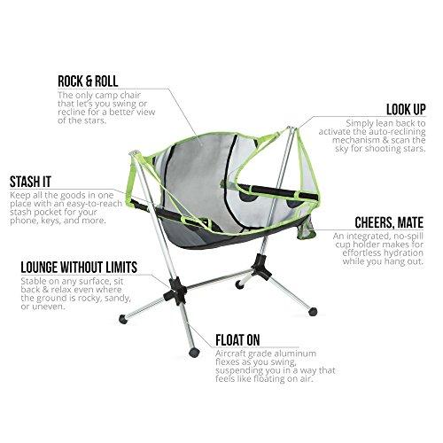 Nemo Stargaze Recliner Lite Camping Chair Lakehouselifer