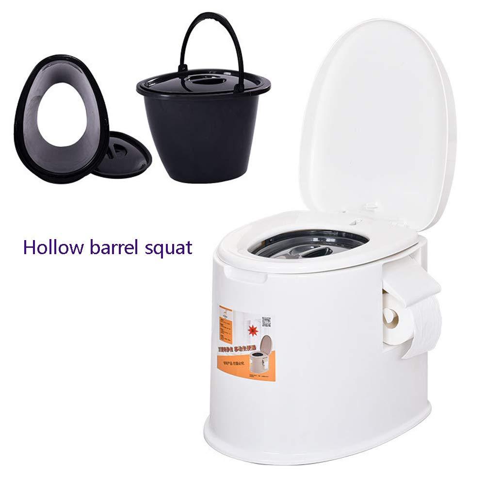 Bewegliche Toilette, Die Starken Rutschfesten Entfernbaren Toilettentoilettenschwangerfrauen Plastiktoilettenstuhl  Gewöhnlichen Erhöht,C