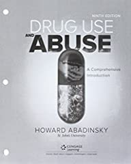 You save money when purchasing bundled products. This bundle contains the loose-leaf version of Drug Use and Abuse: A Comprehensive Introduction, 9th Edition and access to MindTap Criminal Justice for 1 term (6 months) via printed access card. MindTa...