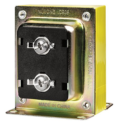 Broan C905 16 Volt 10VA Door Chime Transformer (6 Pack)