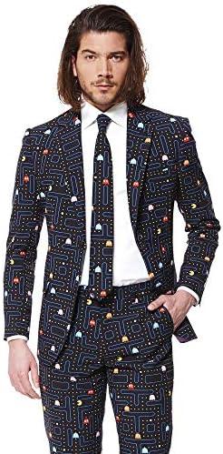 Amazon.com: OppoSuits - Disfraz de póquer para hombre: Clothing