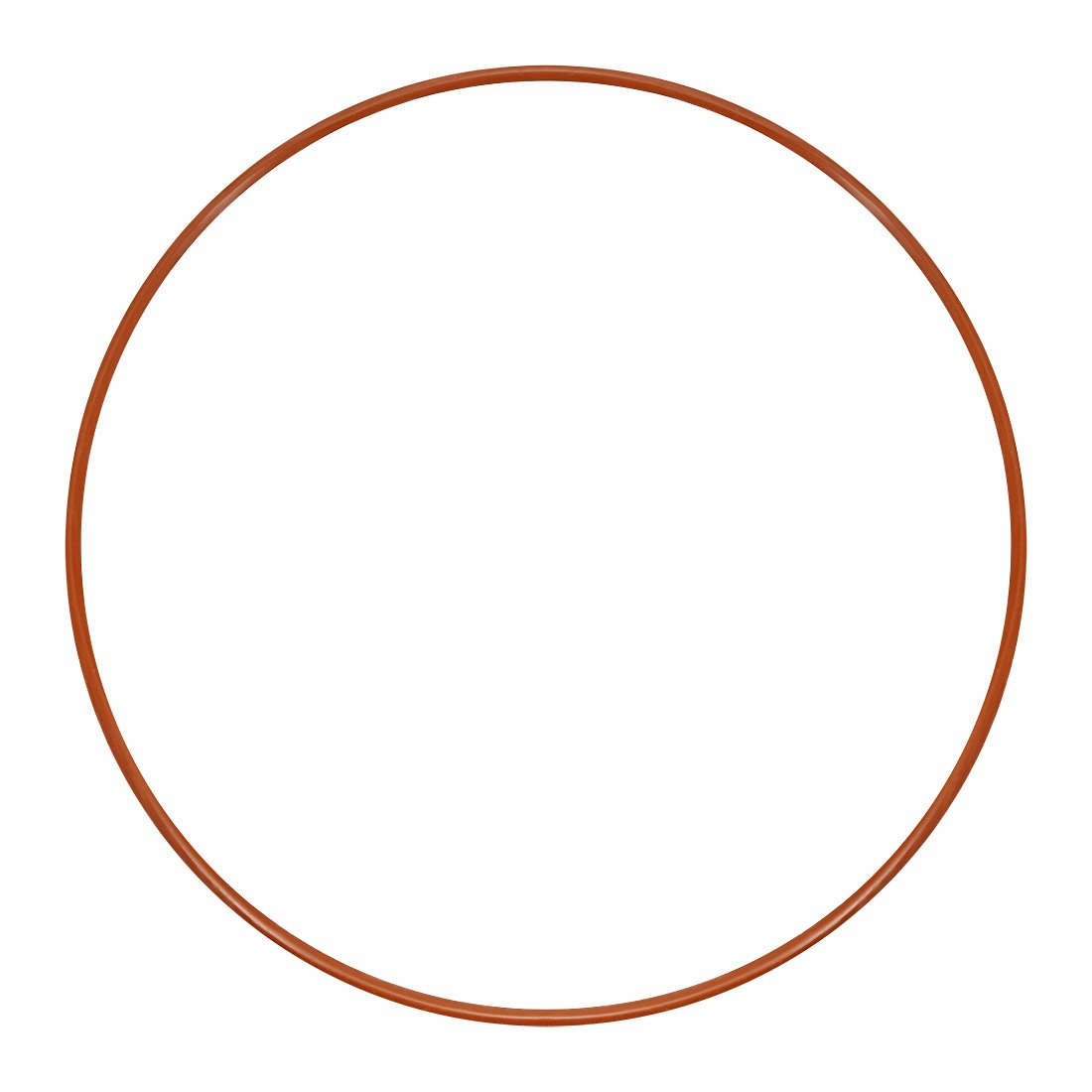 10 Pcs Silicone O Ring Seal Sealing Gasket 56mm x 62mm x 3mm Sourcingmap a12041800ux0182