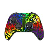 Weed marijuana psychedelic Pattern Xbox One Controller Vinyl Decal Sticker Skin by Debbie's Designs Review