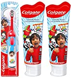 Colgate Kids Toothpaste and Battery Powered