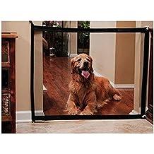 Magic Gate Portable Folding Safe Guard Install Anywhere (Pet safety Enclosure)