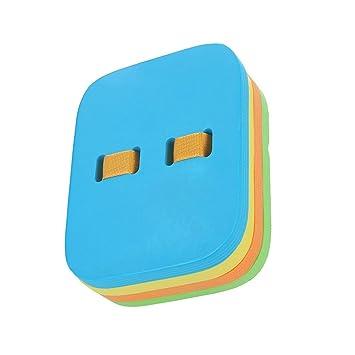 Eva flotador Kick Board - Tabla de natación para niños Back Float Tabla de natación flotador Tabla en color aleatorio Entrega, color s M L: Amazon.es: ...