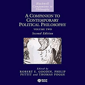 A Companion to Contemporary Political Philosophy Audiobook
