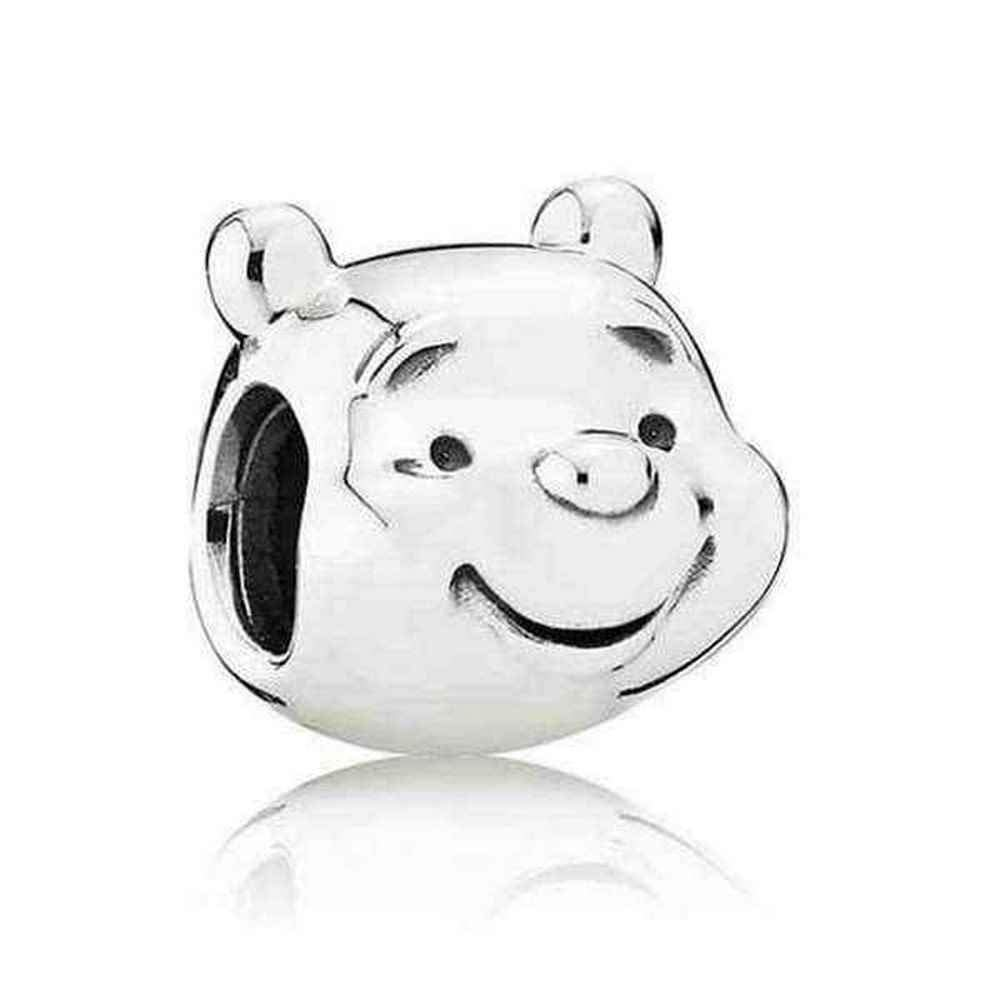 Pandora 791566 Charm Disney, Winnie the Pooh Portrait by PANDORA