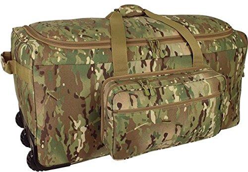 Code Alpha Tactical Gear XL Monster Deployment Bag, Multicam, 36inx17inx17in, MRC9936-MUL