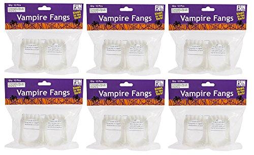 Fun Express Glow Dark Vampire