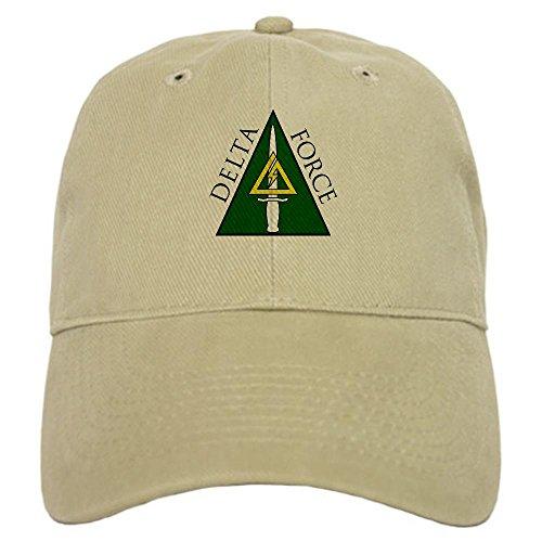 CafePress Delta Force 2 Cap - Standard Khaki
