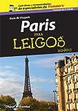 capa de Guia De Viagem Paris Para Leigos