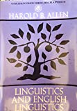 img - for Linguistics and English linguistics book / textbook / text book