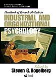 Handbook of Research Methods in Industrial