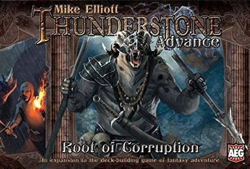 Alderac Entertainment Group Thunderstone Root of Corruption Board Game (Morels Card Game)