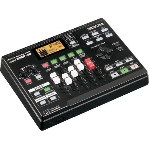 Zoom Studio Recording (ZOOM MRS-4B Digital 4-Track Recording Studio)
