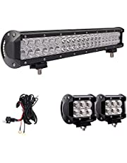 Northpole Light LED Rock Lights Underbody Glow LED Neon Trail Rig Lights…