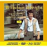 Rossini: Ilbarbieredi Siviglia [2 CD/DVD/Blu-ray Audio Combo]