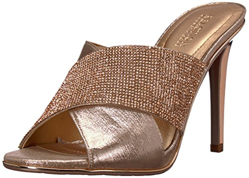 Image of Kenneth Cole REACTION Women's Look Beyond 2 High Heel Sandal Cross Band Upper Heeled