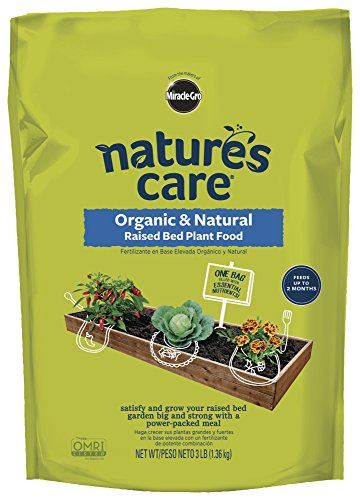 Top 7 Natures Care Organic Garden Soil With Water Conserve