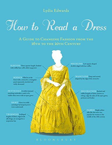 Sixteenth Century Fashions (How to Read a Dress: A Guide to Changing Fashion from the 16th to the 20th Century)