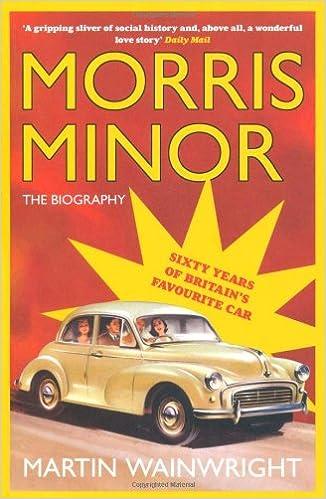 Morris Minor: 60 years of Britain's Favourite Car