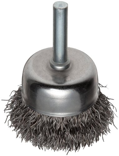 Coarse Black /& Decker 70-609 3-Inch Wire Cup Brush