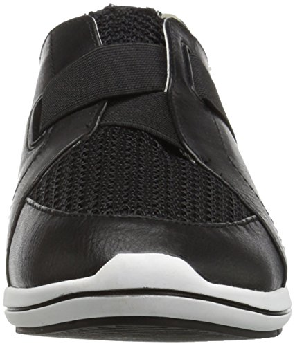 Women Fashion Black Sneaker Track Combo Side Aerosoles 8HRw0qw