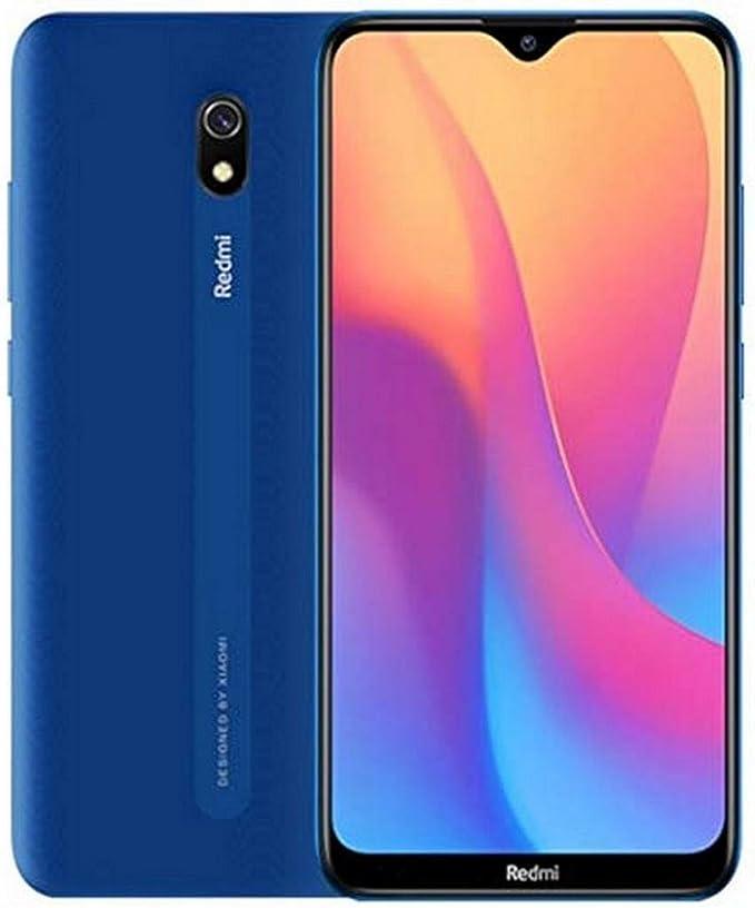 Xiaomi Redmi 8A Dual SIM 32GB 2GB RAM Blue: Amazon.es: Electrónica