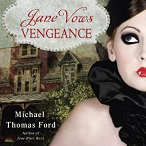 Jane Vows Vengeance Audiobook