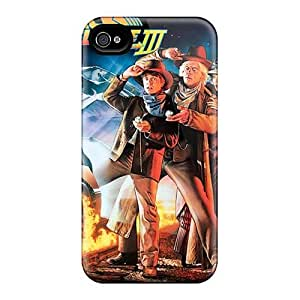 Durable Cell-phone Hard Cover For Iphone 4/4s With Custom Stylish Strange Magic Series ColtonMorrill