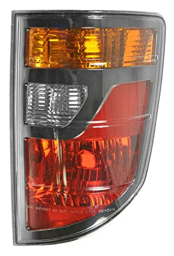 Taillight Taillamp Rear RH Right Passenger side for 06-08 Honda Ridgeline Pickup