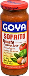 Goya Sofrito Tomato Cooking Base 12 Ounc...