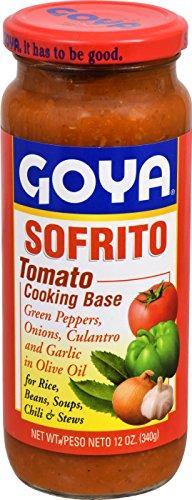 Goya Sofrito Tomato Cooking Base 12 Ounces