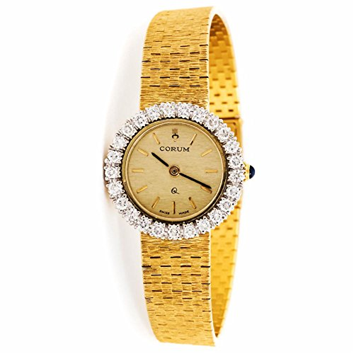 Corum Quartz Female Watch (Certified Pre-Owned)