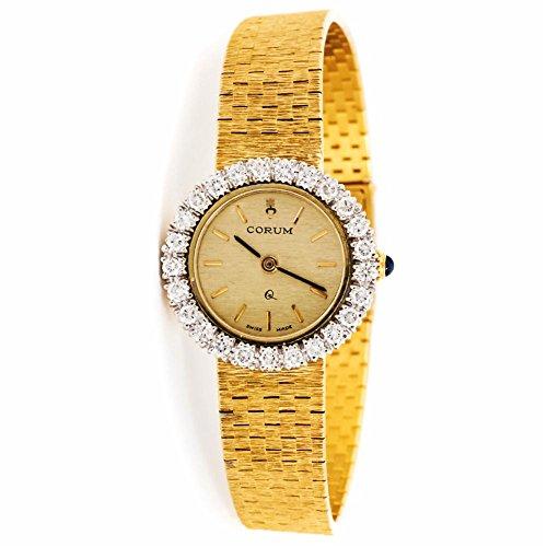 Corum Quartz Female Watch (Certified Pre-Owned)