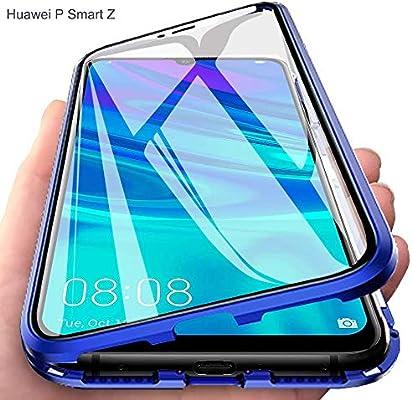 Orgstyle Funda para Huawei P Smart Z, Absorción Magnética Cubierta ...