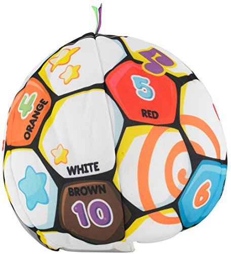 519pEQTAKML - Fisher-Price Laugh & Learn Singin Soccer Ball