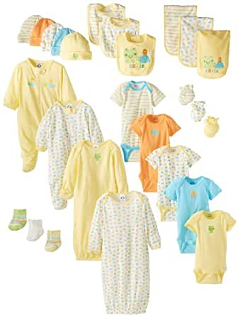 Amazon.com: Gerber Unisex-Baby Newborn Unisex 26-Piece