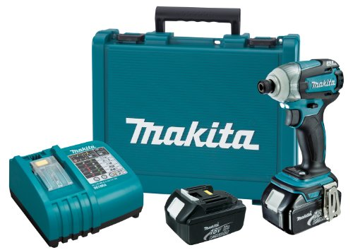 Makita LXDT06 18V LXT Lithium-Ion Brushless Cordless Quick-Shift Mode 3-Speed Impact Driver Kit
