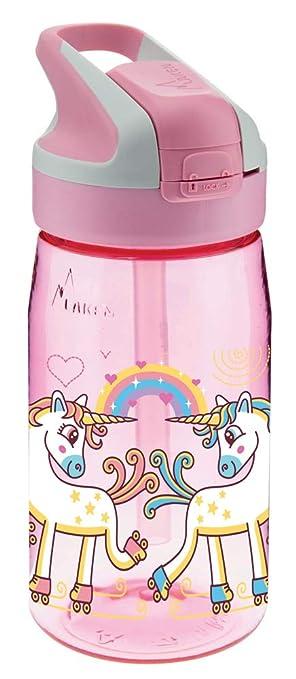 Laken Botella Infantil de Tritan 0,45L Tapón Summit